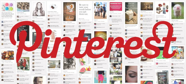 Red social pinterest - la menos conocida entre las grandes
