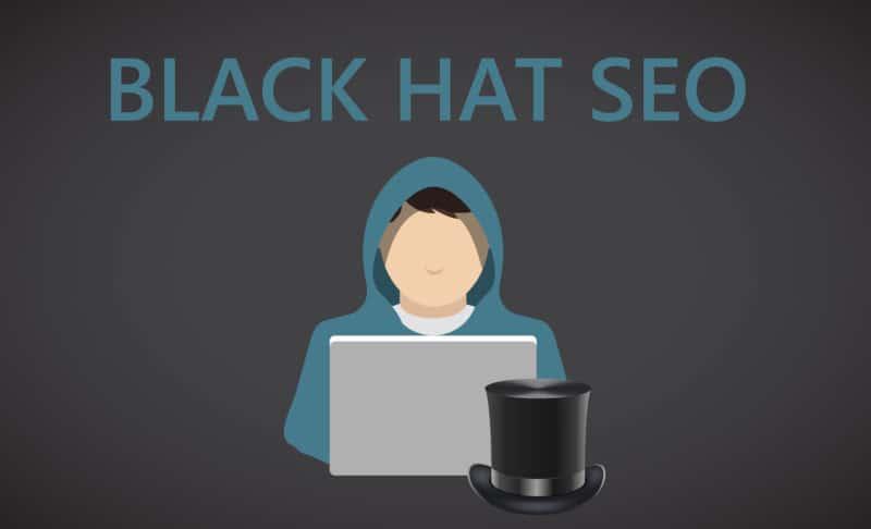 7 estrategias de Black Hat SEO que no debes usar